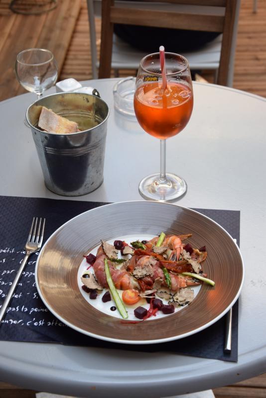 Antonello cabras un sarde au paradis de la cuisine for Apprendre la cuisine italienne